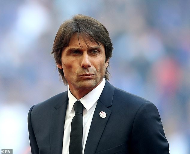 The move does not necessarily mean however that Antonio Conte is more likely to join the club
