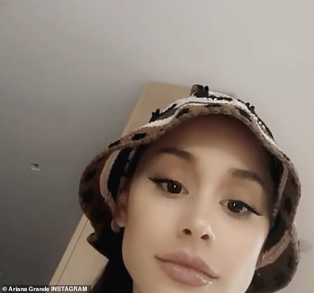 Mrs. Gomez:She tied the knot with Dalton Gomez last month in a secret ceremony at her home in Montecito, California. And on Friday afternoon, Ariana Grande shared a series of pictures and videos to her Instagram page while spending time with family and friends