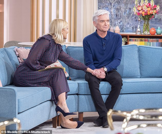 Courage:On 7 February 2020, he revealed his sexuality, firstly taking Instagram to share a statement before appearing on This Morning to discuss his news with his best friend Holly