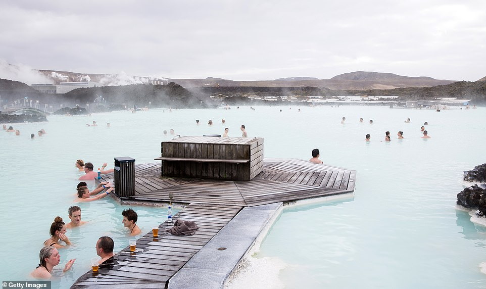 For a long time, the Blue Lagoon was the only place where Iceland's volcanic power was put to use strictly for leisure purposes