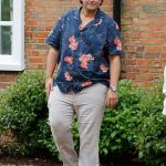 James Argent proudly displays his four stone weight loss following gastric sleeve surgery 💥👩💥