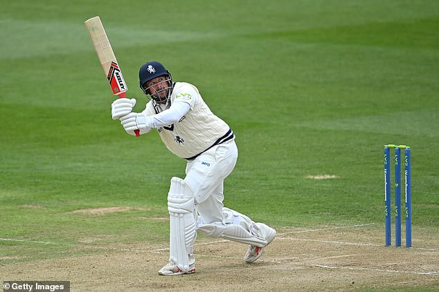 The Kent veteran has enjoyed a flying start to the campaign and is set to be rewarded for it