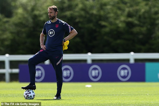 Gareth Southgate is eager for St George's Park to feel like home for his England squad