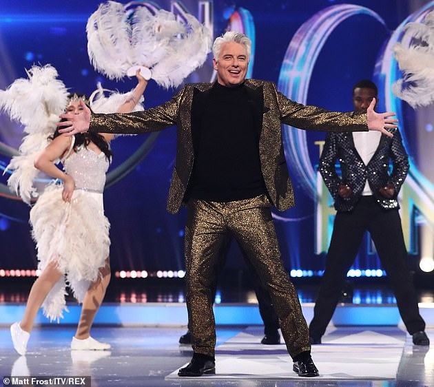 Dancing On Ice:It follows reports that the star's place on the Dancing On Ice judging panel is 'hanging in the balance'