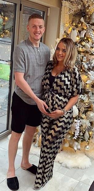 Goalkeeper Jordan Pickford's fiancee Megan Davison, 25, has a 2:1 in childhood studies from Sunderland University