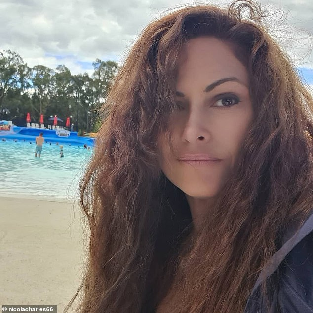 Explosive: Nicola Charles (pictured) has dropped another bombshell allegation about her time on the Neighbours set