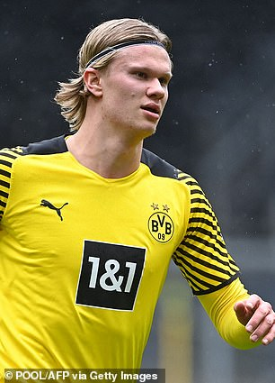 Haaland is also said to be attracting Real Madrid