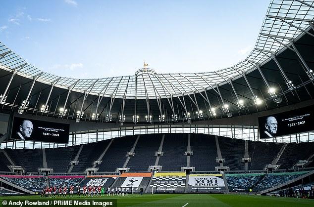 Levy already has Tottenham's £1billion new stadium on the books before considering transfers