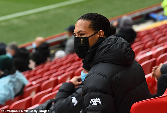 Virgil van Dijk will be travelling with Holland at Euro 2020 despite not playing for his nation