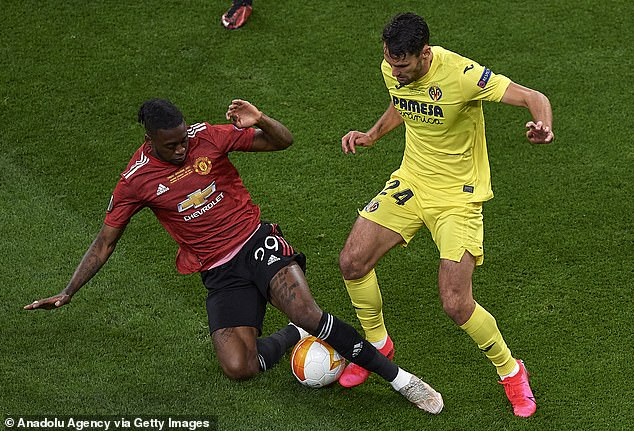 Wan-Bissaka has never played centrally but is an excellent defensive player and a fine tackler