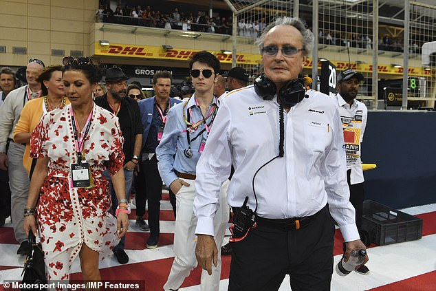 McLaren shareholder Mansour Ojjeh has died aged 68, the British team have today announced