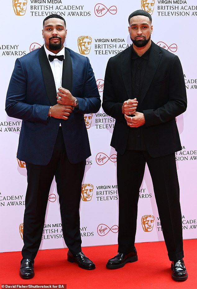 Reaction:There was fury when Diversity's controversial dance routine was shortlisted for a BAFTA after being nominated by ITV despite being the second most complained-about TV moment for a decade