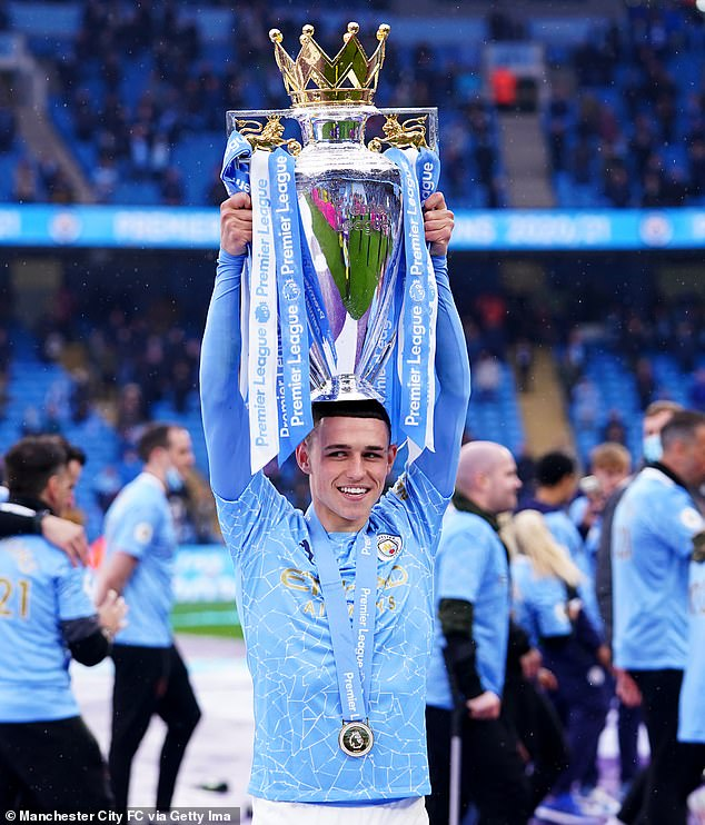 It comes after a successful season in which Manchester City reclaimed the Premier League