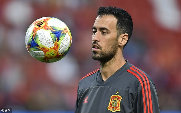 The 32-year-old led his country against Portugal on Friday but will now have to self-isolate