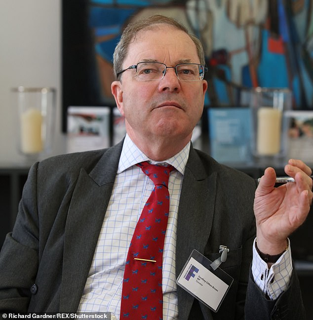 Senior Tory MP Sir Geoffrey Clifton-Brown (pictured) said there was 'increasing frustration' among his colleagues over the restrictions