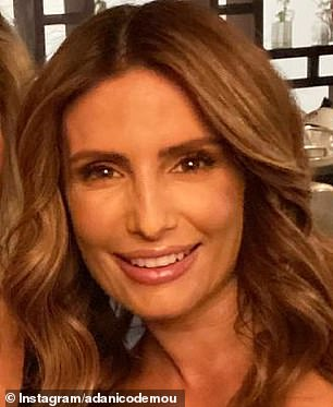 The mother of one has previously denied having filler, but has admitted to getting Botox on occasion. Picturedon May 27 this year