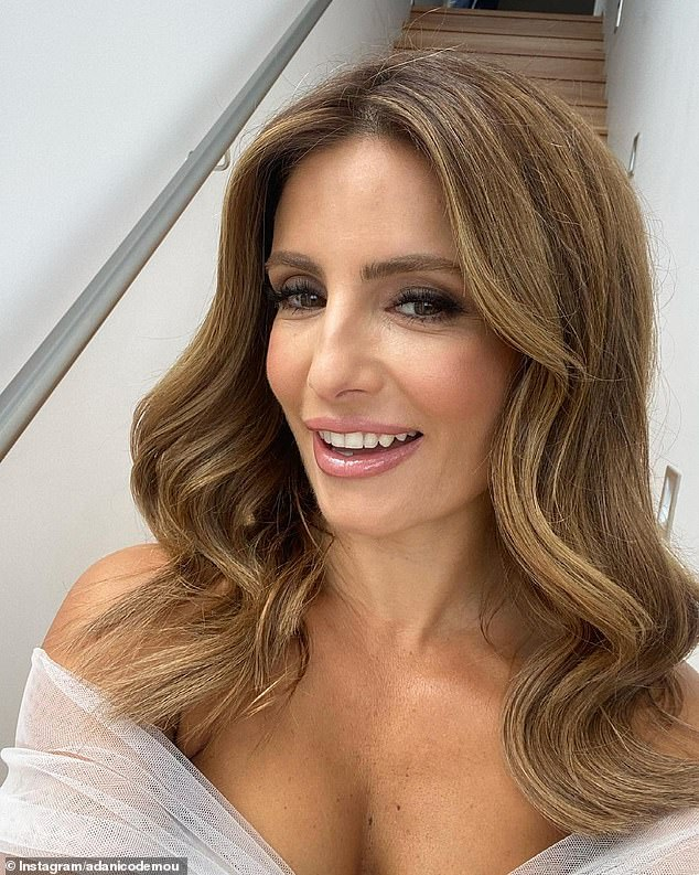 Bit of Botox: The soap actress has denied altering her naturally gorgeous features with dermal filler, but she does get Botox every so often