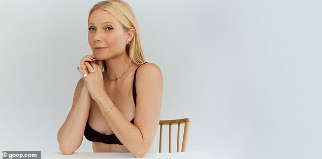 'It's a tradition we have':Gwyneth revealed she and Apple will get new piercings every year on her daughter's birthday