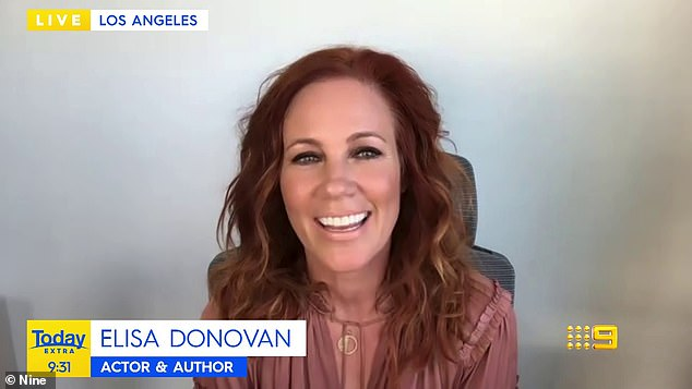 Remember me? Clueless star Elisa Donovan, 50, resurfaced on Australian television this week looking every inch the silver-screen siren, more than two decades after her rise to fame