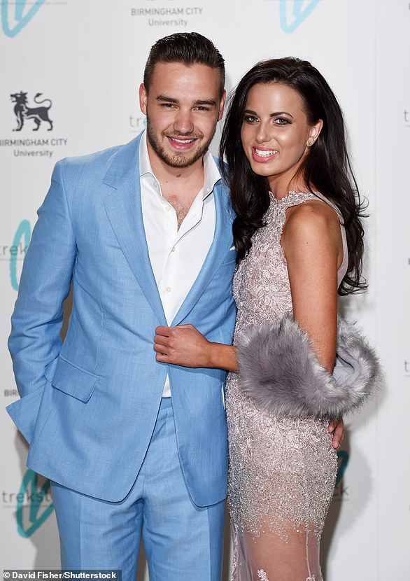 Schoolyard crush:Liam and Sophia Smith originally met when they were both in school, but didn't date until 2013, splitting in October 2015