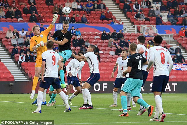 England's first choice keeper has had extensive experience in the EFL during his career