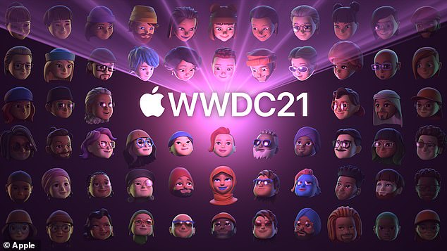 Apple's placeholder image for tonight's livestream also shows a range of memojis looking adoringly at the WWDC 2021 logo. WWDC usually marks Apple's unveiling of its next major software version, as well as new hardware products
