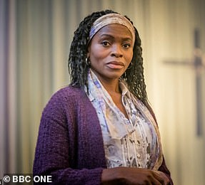 Supporting Actress: Rakie Ayola in Anthony