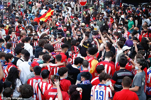 Trippier has a good relationship with the Atletico Madrid fans and they will want him to stay