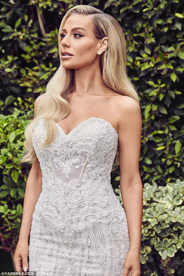 The Dorit Kemsley X Nektaria Bridal Collection consists of six unique bridal looks designed personally by Kemsley: The Angel, The Moment, The Actress, The Woman, The Pearl and The Princess