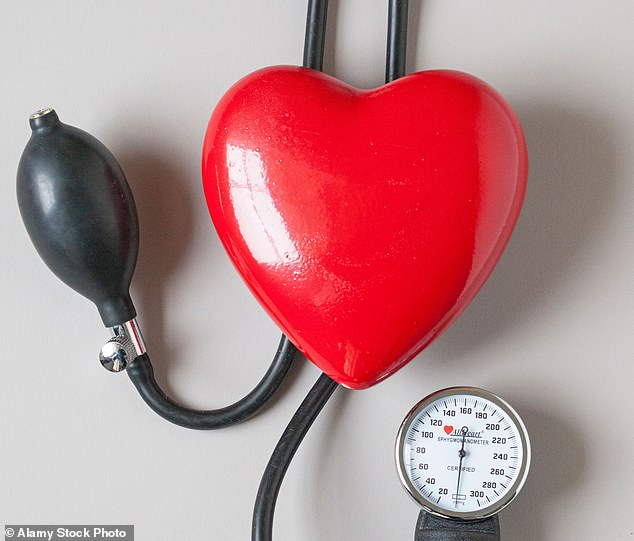 At 73 you are not long past middle-age and you should have years of life ahead of you ¿ but keeping your blood pressure under control is essential to ensure this