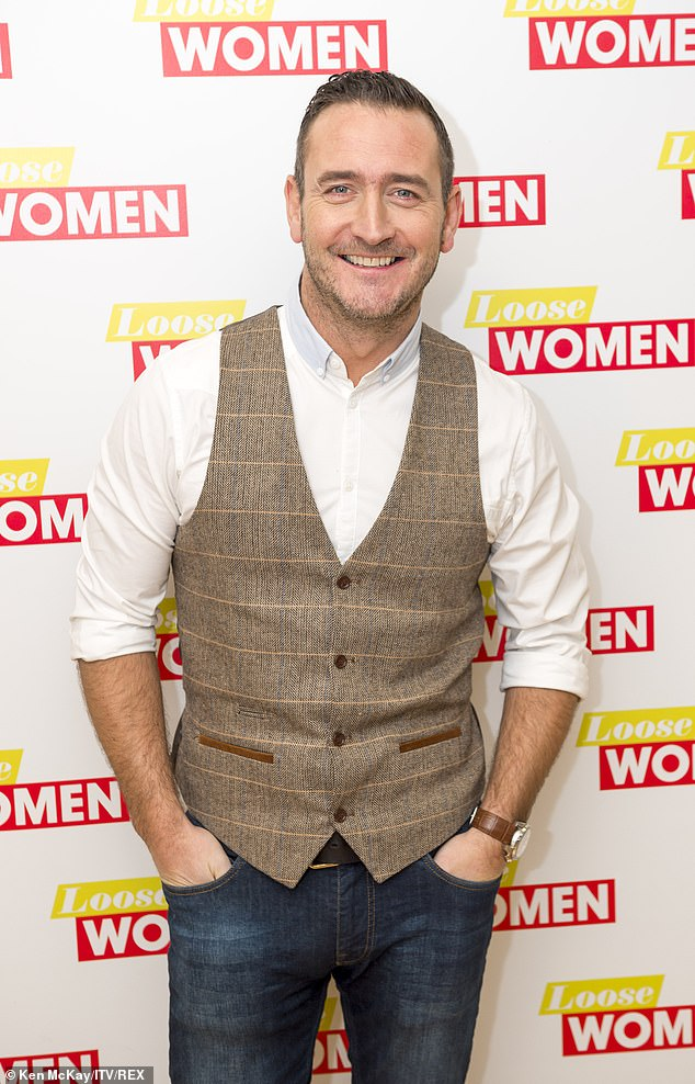 The 45-year-old Coronation Street star was speaking on the Two Pints podcast, when he discussed the criminal activity