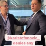 Karl Stefanovic fumes at Today show boss amid claims he stole a pie on-set 💥👩💥