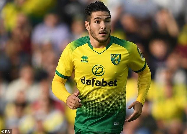 Aston Villa has signed Norwich's creative midfielder Emiliano Buendia in a deal worth £40m
