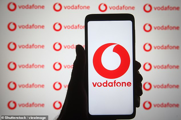 The Vodafone customer assumed they had been a victim of impersonation fraud at first