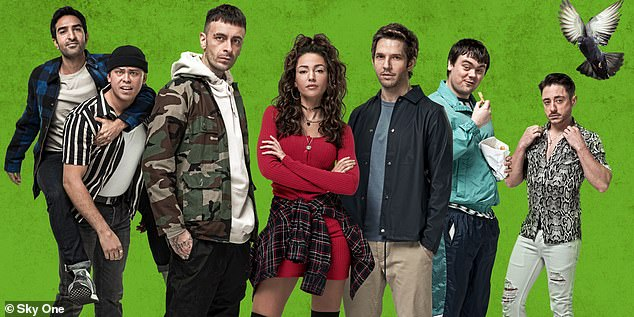 Another run:It comes as Brassic is said to have been commissioned for a fourth series following its huge success so far