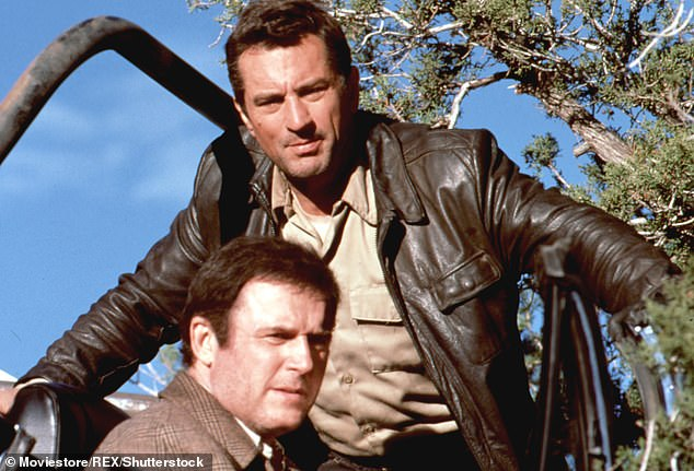 Dynamic duo: The year Big came out Robert had a hit comedy with the acclaimed buddy film Midnight Run starring him opposite the Charles Grodin who died aged 86 just last month