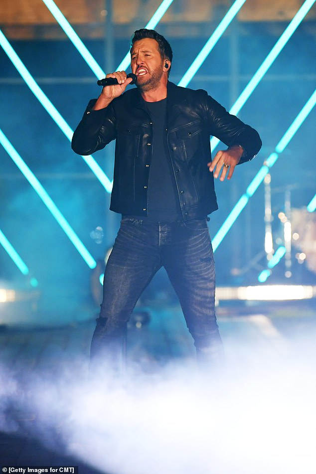 The show airs Wednesday, June 9 at 8 p.m. EST and will be available to viewers on CMT, MTV, MTV2, Logo, Paramount Network, and TV Land; Luke Bryan seen in October 2020