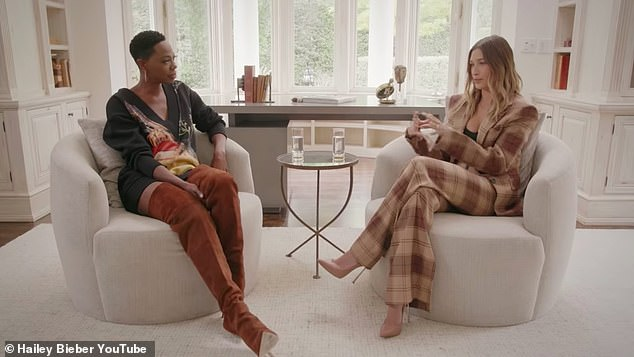 Chat:She made the revelation in a chat with actress Yvonne Orji as they discussed their shared Christian faith and the boundaries they set for themselves with regards to flashing the flesh