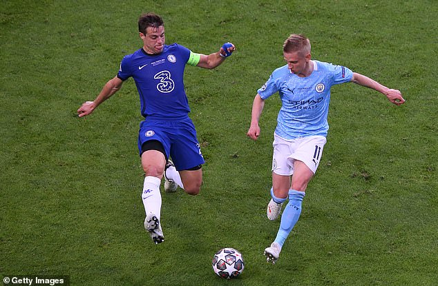 Manchester City and Chelsea are two of the clubs who attempted to form the Super League