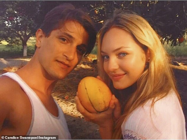 The way they were:In summer 2019, Candice reportedly said she was single on social media after months of rumored split between the duo, according to Harper's Bazaar