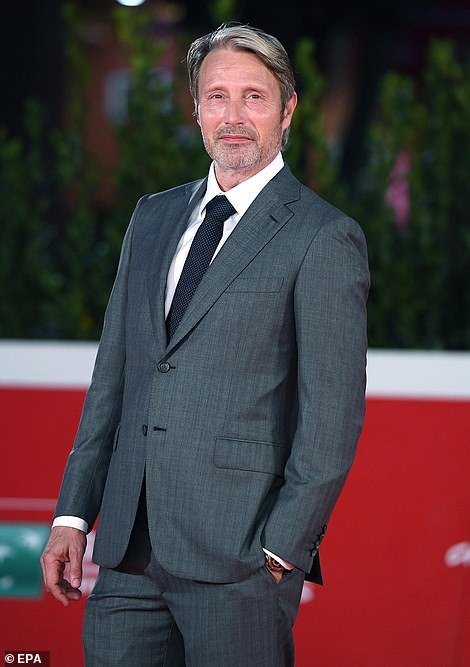 Co-star: Mads Mikkelsen is another big name set to appear in Indiana Jones 5
