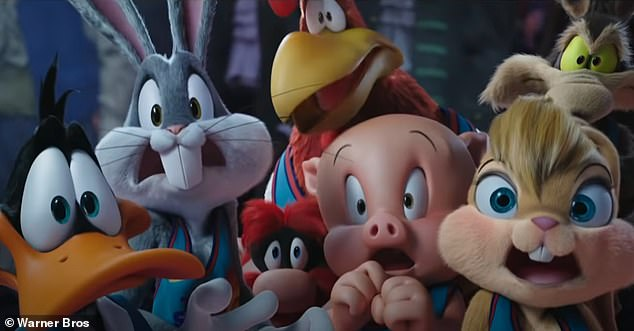 Storyline: The feature is centered on the professional basketball player, who must team up with several Looney Tunes characters in order to save his son from an evil algorithm