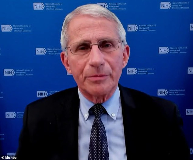 Dr. Anthony Fauci on Wednesday declared that an attack on him is an attack on science 'because all of the things that I have spoken about consistently from the very beginning have been fundamentally based on science'
