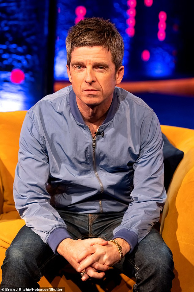 Opinion:Noel Gallagher has slammed Prince Harry as a 'f*****g woke snowflake' for publicly criticising the royal family (pictured in May 2021)