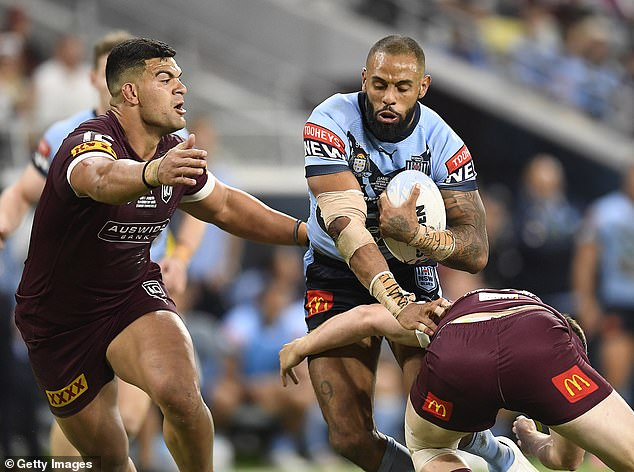 Beaten:Channel Nine effortlessly topped the competition for Wednesday night, raking in 43.3% share of the viewership, followed by Seven (22.7%), 10 (14.9%) and the ABC
