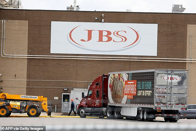 America's largest beef supplier JBS paid an $11 million ransom in bitcoin to the hackers who shut down its plants in the United States