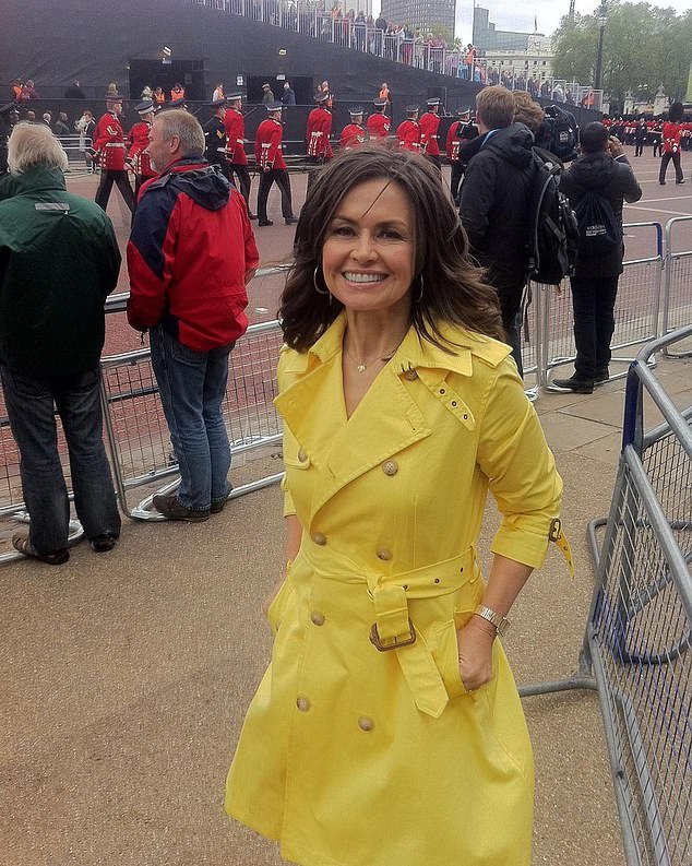 Mixed messages: On Monday, Lisa pointed out that certain royals phrased their congratulatory messages to Harry and Meghan, 39, differently following the birth of their daughter. Pictured in London in April 2011 for the wedding of Prince William and Kate Middleton