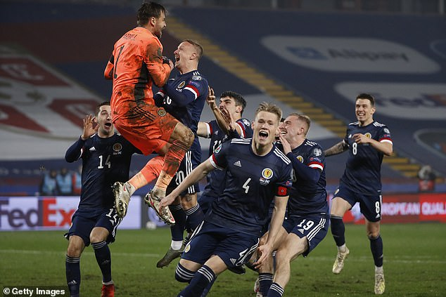 Scotland are back in the big time after a barren period of failing to qualify for tournaments