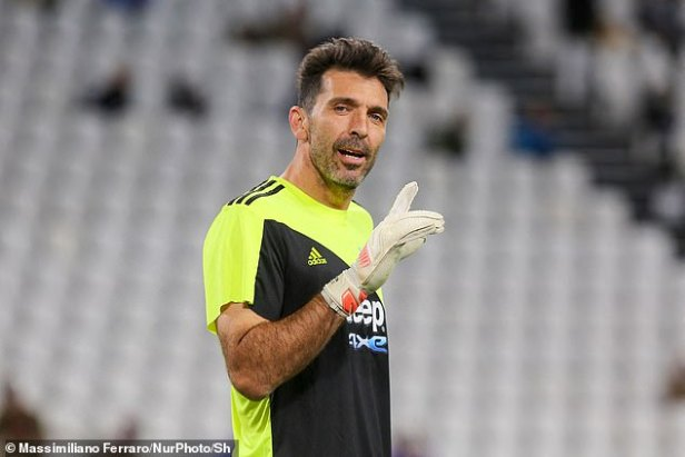 Italian goalkeeper Gianluigi Buffon (above) has rejected a move to LaLiga giants Barcelona