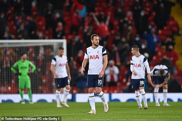 Keane feels the forward has not laid into his Spurs team-mates enough after poor displays